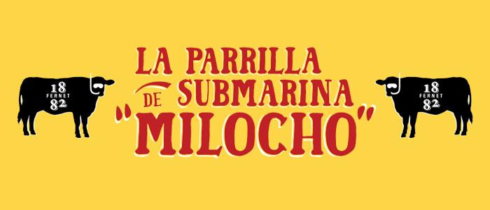 La parrilla submarina de Milocho