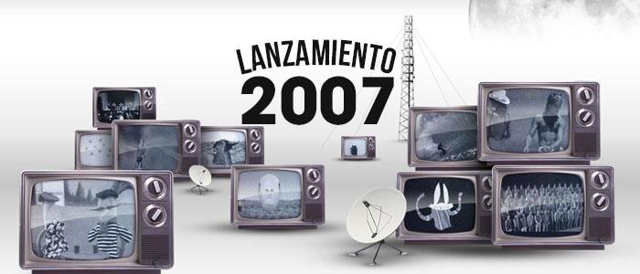 Lanzamiento 2007